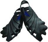 Speedo Nemesis Swim Fin, Black, XX-Large