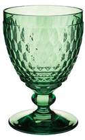 Villeroy & Boch Boston Green Water Goblet