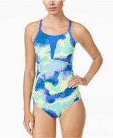 Nike Cascade High-Neck Racerback One-Piece Swimsuit Women's Swimsuit
