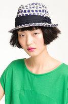 Juicy Couture Poplin Fedora