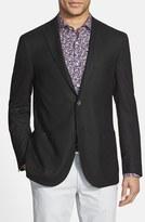 Corneliani Men's Classic Fit Wool Blazer