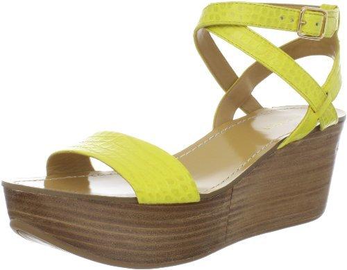 Nine West Women's Rolleup Wedge Sandal