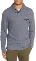 Billy Reid &Shiloh& Shawl Collar Sweatshirt