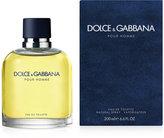 Dolce & Gabbana Pour Homme Eau de Toilette, 6.7 oz