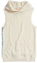 Roxy Girl's Falling Melody Sleeveless Hoodie