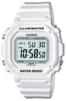 Casio Women's Digital Watch - White (F108WHC-7BCF)