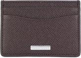 HUGO BOSS classic cardholder - men - Calf Leather - One Size