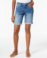 Mavi Jeans Alexis Ripped Bermuda Shorts