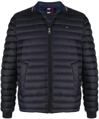 Tommy Hilfiger Padded Zipped Jacket