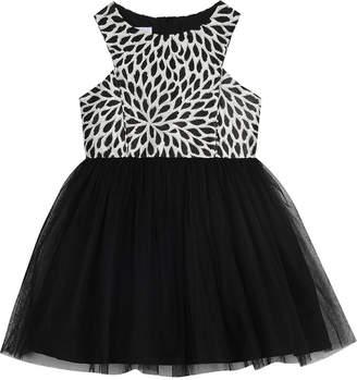 Pastourelle Printed Dress