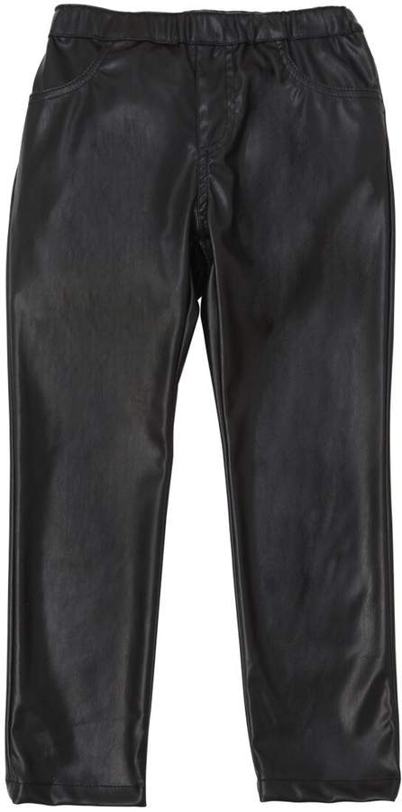 431eaf5291a0de Black Leather Pants Kids - ShopStyle