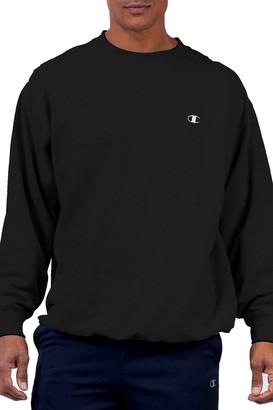 Champion Fleece Logo Sweatshirt (Big & Tall)