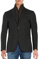 Black Brown 1826 Hybrid Crossover Sportcoat