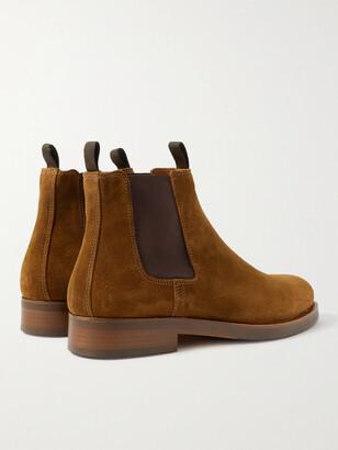 Belstaff Longton Suede Chelsea Boots