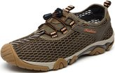 PPXID Man's Boy's Breathable Mesh Outdoors Sport Shoes Trekking Shoes - 9 US