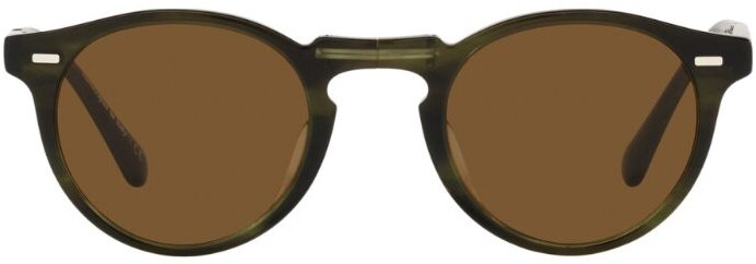 Thumbnail for your product : Oliver Peoples Gregory Peck Sunglasses