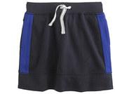 J.Crew Girls' side-stripe knit skirt