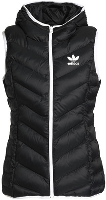 adidas Quilted Printed Shell Down Jacket