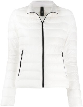 Hogan Zipped Padded Jacket