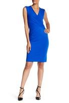 Diane von Furstenberg Leora Pleated Sleeveless Dress
