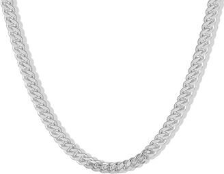 Argentovivo Cuban Link Necklace