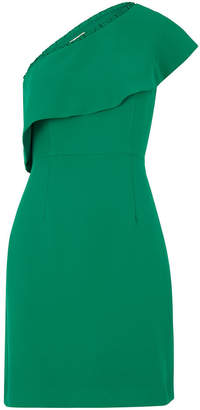 Whistles Teagan One Shoulder Dress