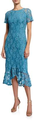 Nanette Lepore Nanette Lace Fit-And-Flare Dress