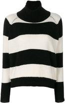 Zanone striped knit jumper