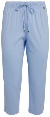 Louis Feraud Cropped Pyjama Bottoms