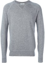 Closed crew neck sweatshirt - men - Cashmere - L
