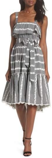 Adelyn Rae Belle Midi Dress