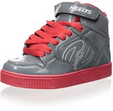 Heelys Fly Gray Grey / Red Skate Roller Shoes