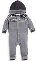Angel Dear Infant Boys' Hooded Footie - Sizes 0-6 Months