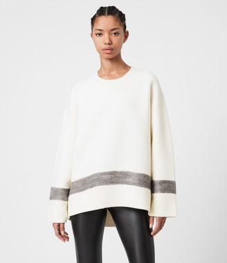 AllSaints Pru Merino Wool Sweater
