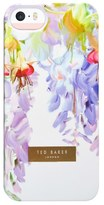 Ted Baker Hanging Gardens Iphone Se Case - White