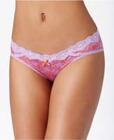 Maidenform Lace-Trim Bikini DM0016