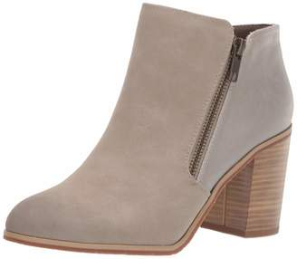 BC Footwear Women's Quite Simple Ankle Boot Taupe 10.0 Medium US