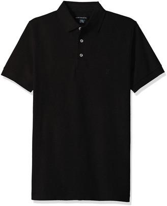 French Connection Men's Magoo Pique Polo Shirt