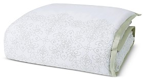 Charisma Belaire Embroidered Eyelet Duvet Cover Set, Queen