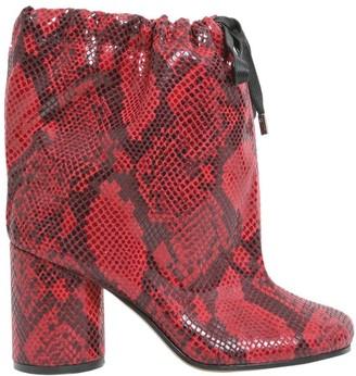 Maison Margiela Oversize Ankle Boots