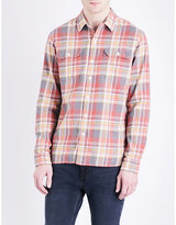 Levi's Jackson Worker Cotton-flannel Shirt