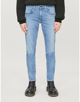 7 For All Mankind Slimmy Tapered Luxe Performance Plus slim jeans