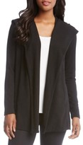 Karen Kane Women's Hooded Cardigan