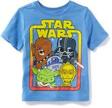 Old Navy Star Wars Graphic Crew-Neck Tee for Baby