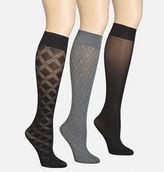 Avenue Geo Trouser Socks