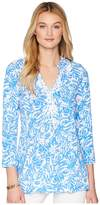 Lilly Pulitzer Kaia Knit Tunic Women's Long Sleeve Pullover
