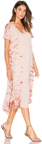 Amuse Society Lady Bay Dress in Rose. - size M/L (also in XS/S)