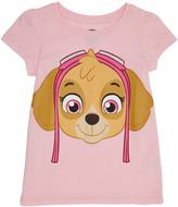Freeze PAW Patrol Skye Face Puff-Sleeve Tee - Toddler & Girls