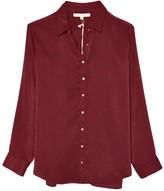 XiRENA Beau Shine Shirt in Rosewood