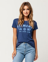 Element Lock Crew Womens Tee